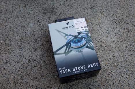 スノーピーク ヤエンストーブ・レギ 購入・細レポート!最新ストーブのレポートです!