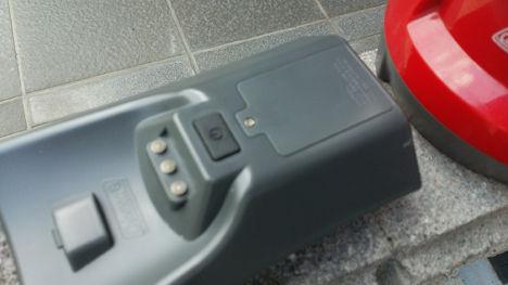 クアッドLEDランタンには100円ショップの充電池がお薦め!2