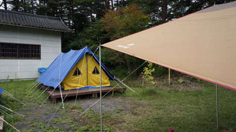 松島町野外活動センターキャンプ場7