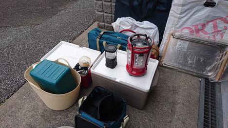 今シーズン初のキャンプ準備で悟りました!道具よりキャンプを楽しむことが大切!