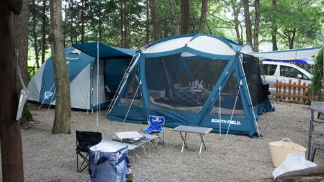 キャンプで一番気持ちのいい空間は?2