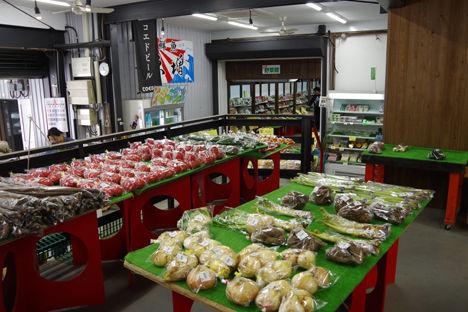飯能、食材などを販売している地元のお店がコンビニに4