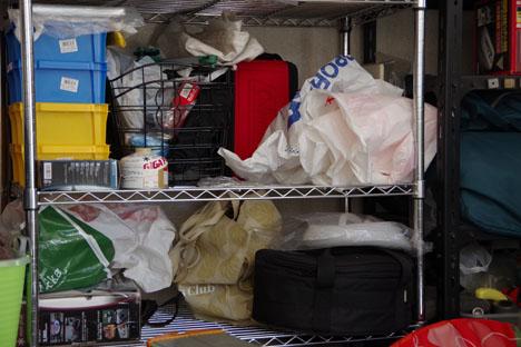 キャンプ用品の収納は車1台分、皆さんどうされていますが?3
