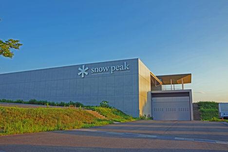 スノーピークHQキャンプフィールド 新潟県。広さ約5万坪のスノーピーク本社&直営キャンプ場です。