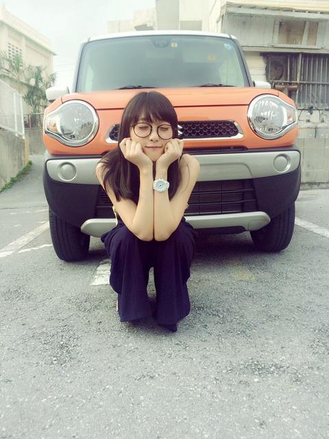 【声優/アイドル】フォークリフト免許所有のi☆Risみゆたん、今度は車の免許が欲しい!
