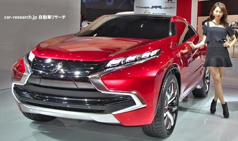 【クルマ】三菱自動車、コンパクトSUV「RVR」の新型を電気自動車で発売へ