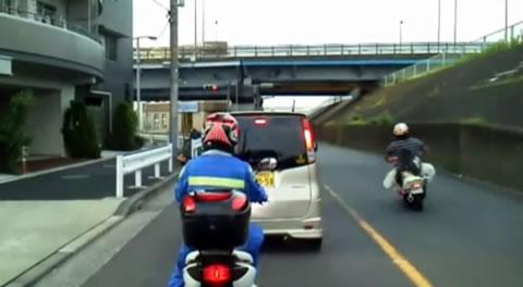 警察「車カス撲滅のため一般者からのドラレコ動画投稿による通報を受け付けます。」