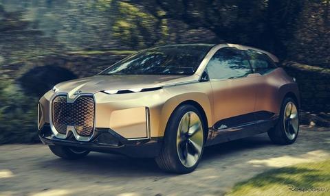 【画像】 BMW、「ヘイ、BMW」と話しかけると音声アシストする車を発表 革新的デザインも魅力