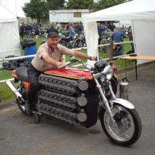 バイクってさ楽器みたいなもんだろ?