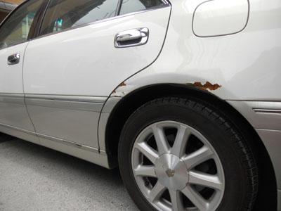 【悲報】ワイの新車、購入2年でサビ始めるwwwwwwww