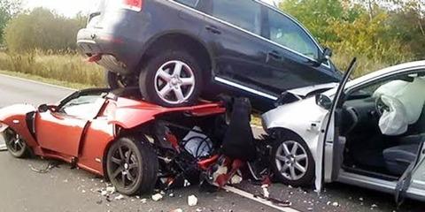 車で事故ったんだがちょっと聞いてくれ