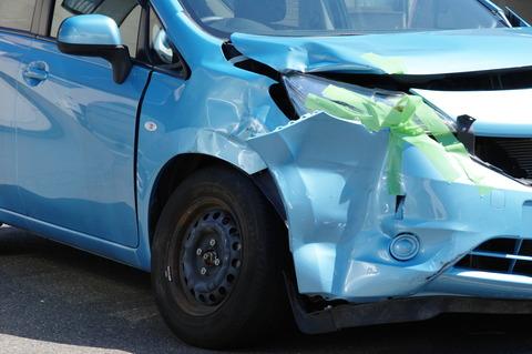 納車前に車を壊されてしまう