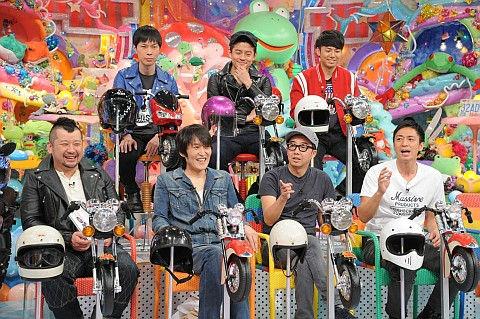 【コラボ】国内バイク市場に復活の兆し 「ばくおん!!」「バイク芸人」で若年層にも浸透