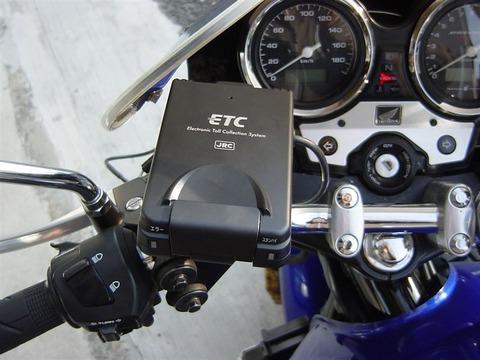【行政】バイクETC装着率アップへ、国交省が購入助成を検討