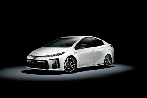 【車】トヨタ、新ブランド「GR」 プリウスをスポーツ仕様に 中高年、スポーツカーの人気再び
