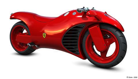車での憧れってフェラーリランボポルシェ辺りじゃん?バイクではどうなの?