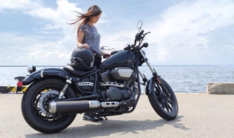 女でバイク乗ってる人ってどう?