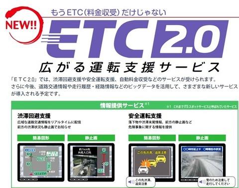 【利権】高速道路 「ETC2.0」に買い換えた車両だけを特別割引へ