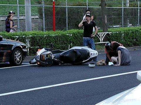 やっぱりバイクって危険な乗り物なのか?