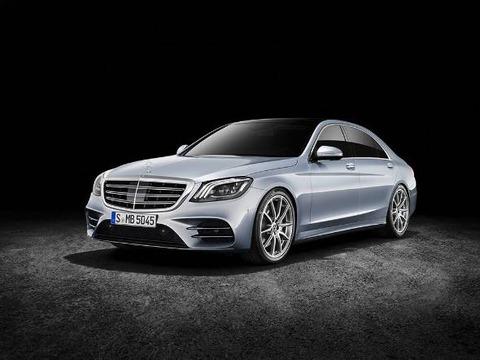 【自動車】メルセデス・ベンツ、新型「Sクラス」発表1128~3323万円