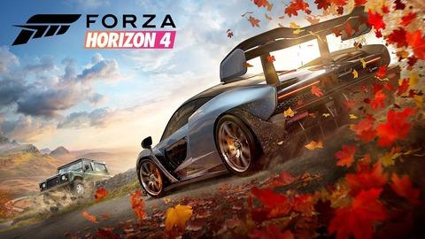 「Forza Horizon 4」がPS4で発売されたらレースゲーム界が変わるかもって話