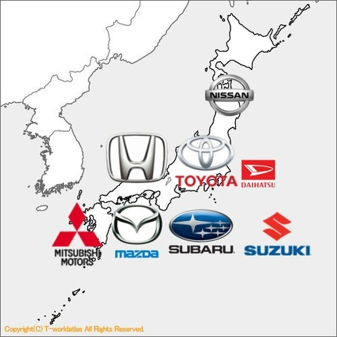 日本自動車メーカーのキャッチフレーズ一覧wwwwwwwwwwwwwww