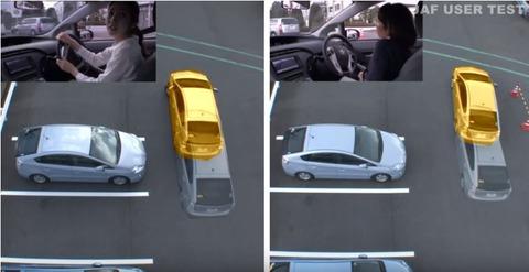 【画像】運転歴15年のま~ん様のバック駐車がこれね