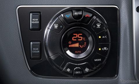 自動車のエアコンの温度設定は25度にするのが正解