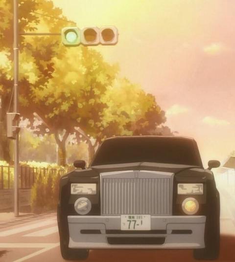 アニメの車が出てくるシーンのキャプで作品名を当てるスレ