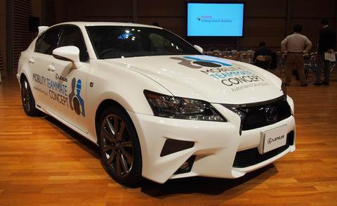 【自動車】トヨタが方針を大転換。ドライバーが要らない「完全自動運転車」開発を目指す