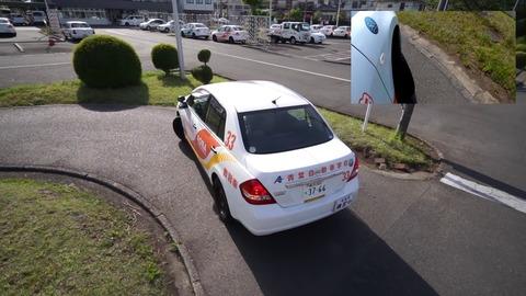 【悲報】ワイ自動車教習生、クランクS字で詰む