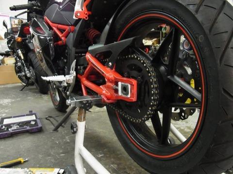 バイクって定期的にチェーン交換必須とか欠陥品だろ