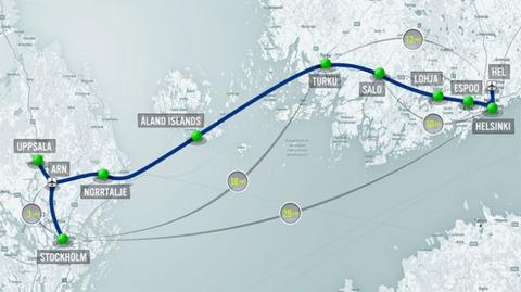 【国際】時速1100キロ超の交通システム「ハイパーループ」 ヨーロッパ大陸を結ぶ計画を発表