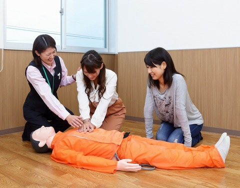 教習所の応急救護って今でも人工呼吸あんの?