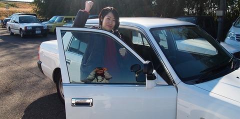 お車の免許を取ってはや五年ほど経ちますが