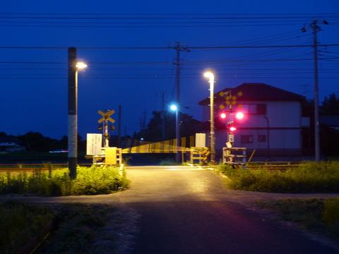 真夜中で電車が走ってない時間なのに踏切で一時停止する車って何をしたいの?
