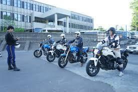 バイクの免許取る前に教習所でコケとけとかいうやつwwwww