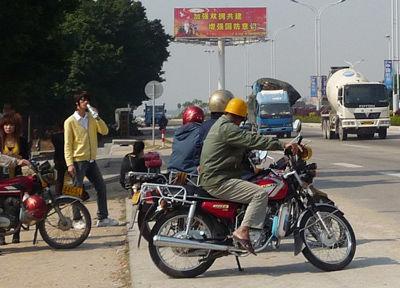 中国人「何で日本人は金持ちなのにバイクなんか乗るんだよ」