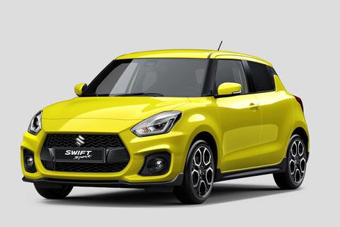 【自動車】スズキ、新型「スイフトスポーツ」を世界初公開
