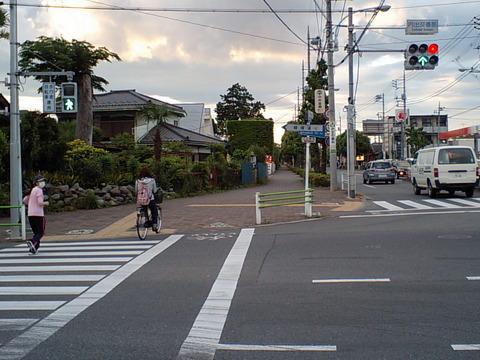 俺「あ、歩道信号が赤に変わった!車線の信号黄色になったら止まる準備しとこ!」青信号「…」