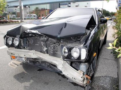 車の免許取ってから何回事故起こした?