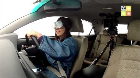 自動車学校で飲酒運転体験 アルコールが飲酒運転になる基準の3倍を超えた女性も運転
