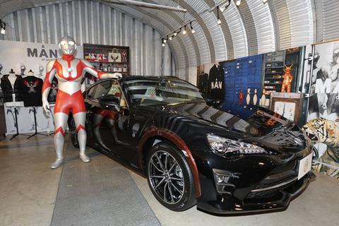 【純正痛車】ウルトラな男のためのコンセプトカー「M78×86」受注開始…337万3800円から