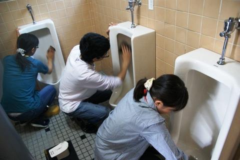 【島根】 教習生に素手でトイレ掃除をやらせる免許合宿場が話題  大縄跳び大会やバーベキューも