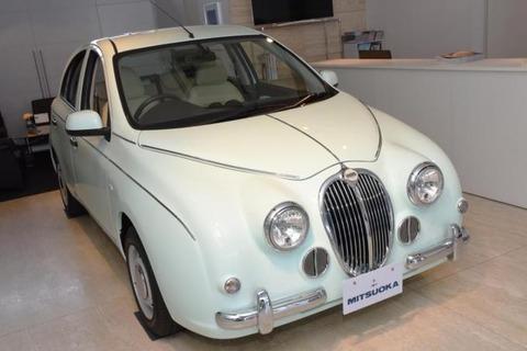 【自動車】光岡「ビュートなでしこ」に期間限定特別仕様車「フレンチマカロン」登場