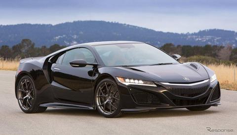 ホンダ NSX 新型、米国フルオプション仕様は日本円で約2475万円