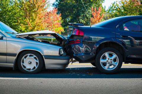 後方不注意の車がバックしてきてぶつけられたんだけど相手の保険屋が5対5だって