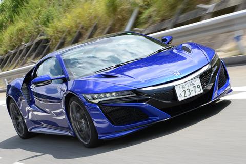 これはいいね!ホンダ新型「NSX」 レンタカーに 6時間7万円