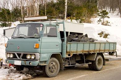 【ボンネット】古いトラックを語るスレ【キャブオーバー】