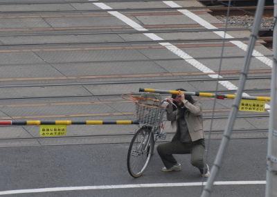 自転車マナーの悪さに激怒。自分さえよければ